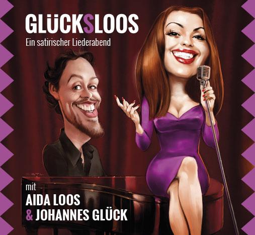 Liederbuch Glücksloos Cover72